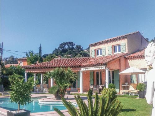 Holiday Home Mougins 02 : Hebergement proche de Mougins