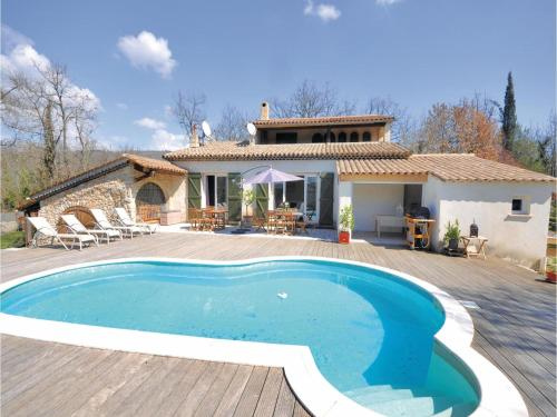 Holiday Home Saint Cezaire I : Hebergement proche de Saint-Vallier-de-Thiey