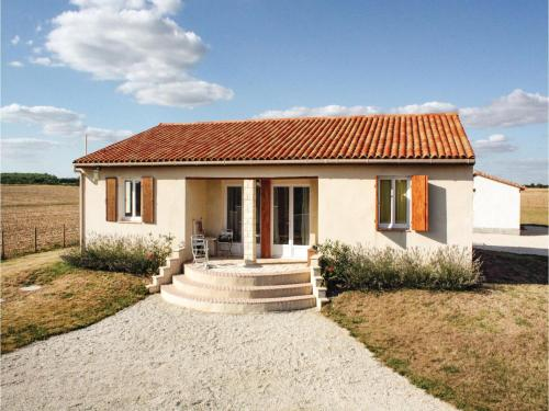 Holiday Home Le Gicq I : Hebergement proche de Villemain