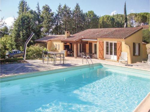 Four-Bedroom Holiday Home in Palaja : Hebergement proche de Rouffiac-d'Aude