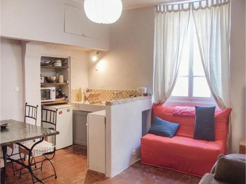 One-Bedroom Apartment in Barjac : Appartement proche de Méjannes-le-Clap