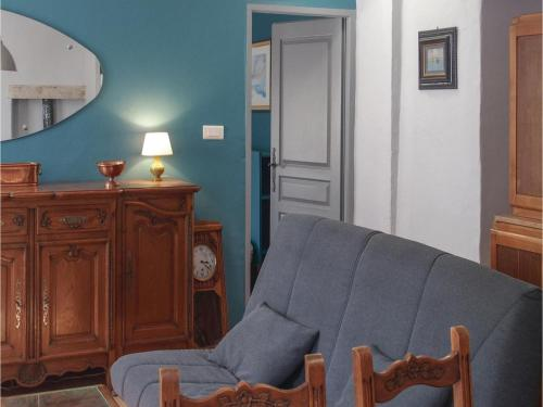One-Bedroom Apartment in Barjac : Appartement proche de Vagnas