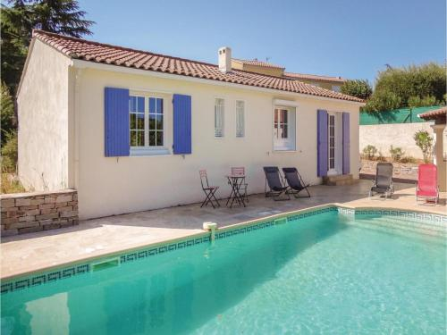 Two-Bedroom Holiday Home in Montagnac : Hebergement proche de Saint-Pons-de-Mauchiens