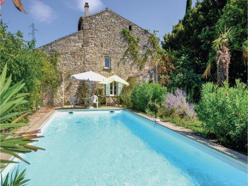 Holiday Home Rte De Pegue : Hebergement proche de Venterol