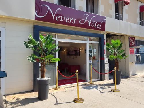 Nevers Hotel : Hotel proche de Jailly