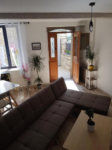 Delphine & Thomas 5 mn Carcassonne : Appartement proche d'Aragon