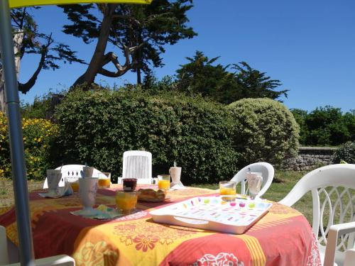 Holiday Home Roch Arvor : Hebergement proche de Carnac