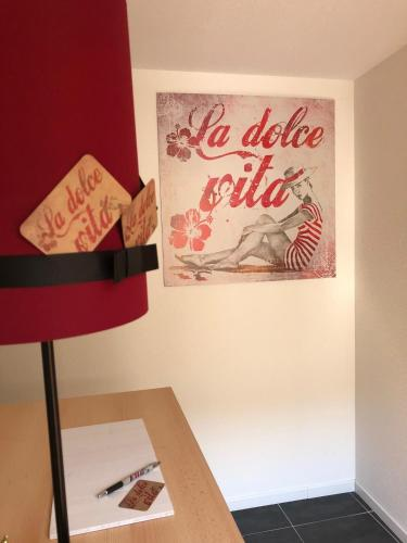 La Dolce Vita : Appartement proche de Thann