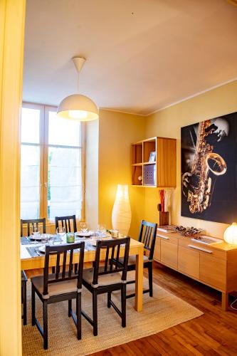 L'Enchantraine : Appartement proche de Longchamp