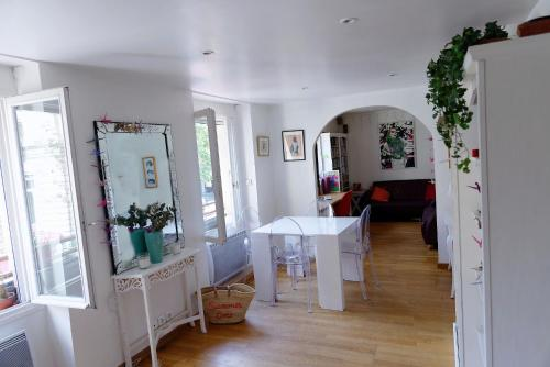 Appartement familial : Appartement proche de Clichy