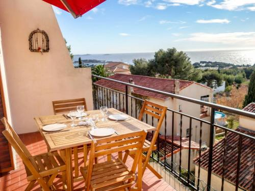 Apartment Les Narcisses : Appartement proche de Bandol