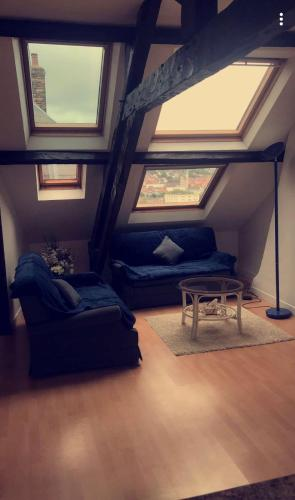 Appartement Tres agreable au Centre ville
