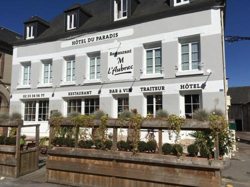 Photo Hôtel Restaurant Le Paradis