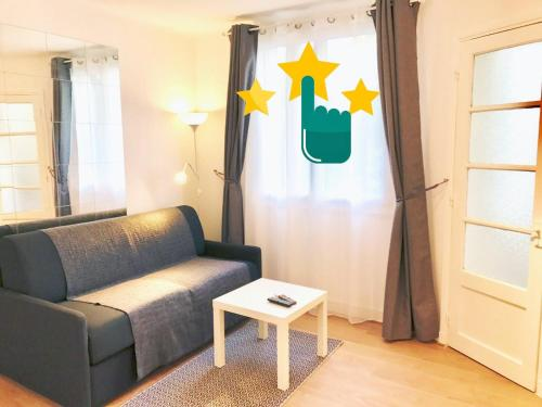 Studio Londre, Hyper Centre , Parking 200m : Appartement proche de Nantes