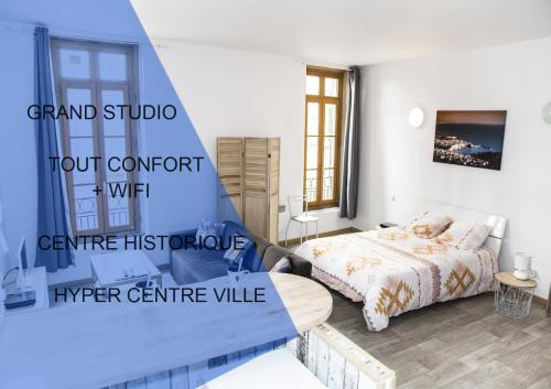 Appartement STUDIO 34 M2 TOUT CONFORT