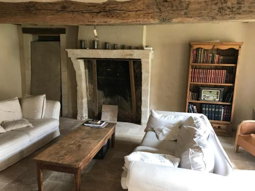 Ferme percheronne/Sweet cottage : Hebergement proche de Saint-Germain-des-Grois