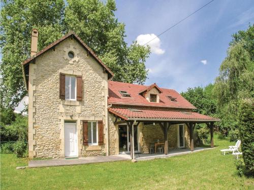 Holiday Home Le Bugue I : Hebergement proche de Journiac