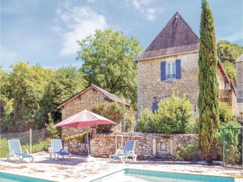 Hébergement Holiday home Laularie N-618