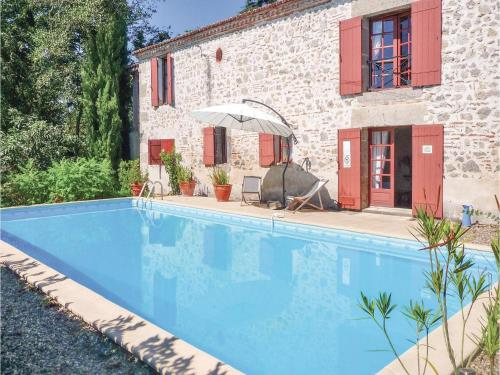 Holiday Home Tonneins : Hebergement proche de Granges-sur-Lot
