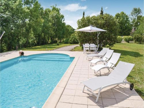 Holiday home Soubeyrac Bas J-659 : Hebergement proche de Cancon