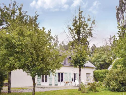 Holiday Home La Touche De Bas : Hebergement proche de Plumelec