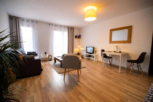 Appartement Cocooning Happiness : Appartement proche de Kilstett