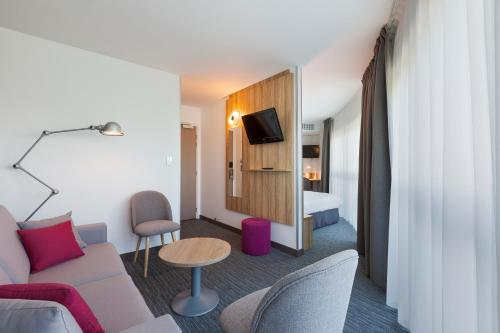 Campanile Metz Nord - Talange : Hotel proche d'Ay-sur-Moselle