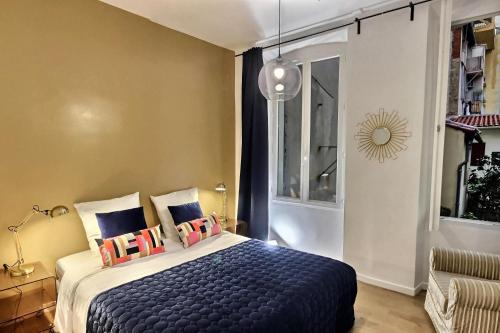 LES APPARTEMENTS D'EDMOND SYLVABELLE : Appartement proche du 6e Arrondissement de Marseille