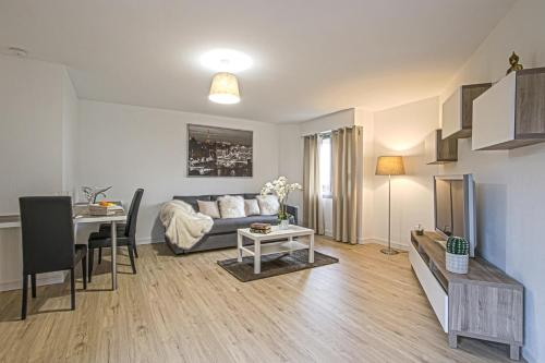 Luckey Homes - Rue Damozanne : Appartement proche de Louvigny
