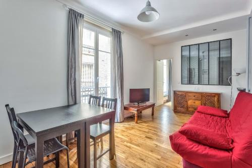 Appartement Nation - Goujon : Appartement proche du 12e Arrondissement de Paris