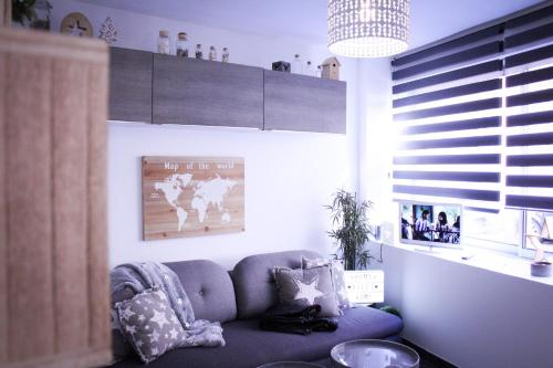 Studio hyper-centre Epinal : Appartement proche de Longchamp