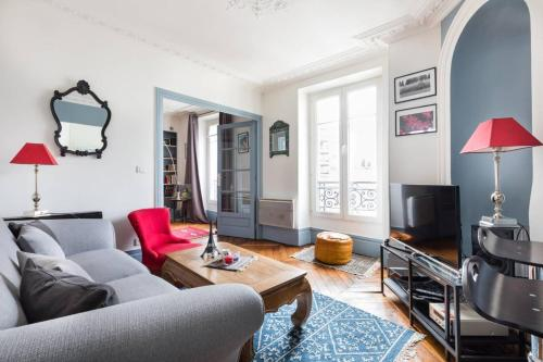 Appartement 1 Bedroom Apartment in 11th Arrondissement Paris