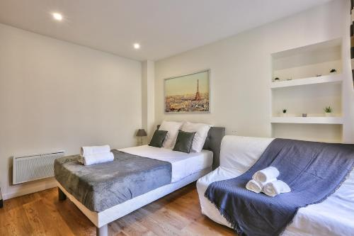 Location & Housing : Appartement proche du 9e Arrondissement de Paris