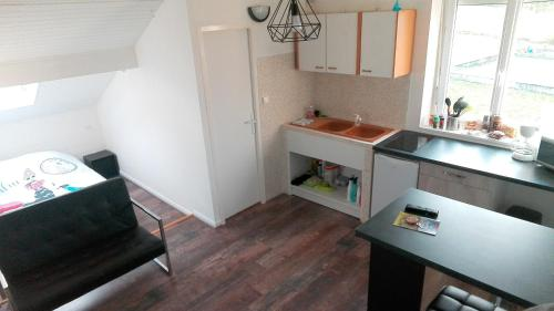 Le Studio du Brochy : Appartement proche de Lalleyriat