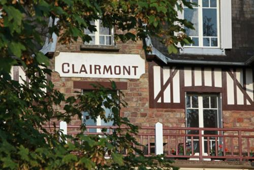 Clairmont : Chambres d'hotes/B&B proche d'Antoigny