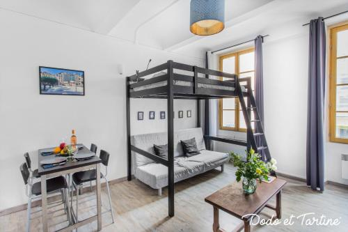 Appartement Amazing Quiet Studio Downtown - Dodo et Tartine