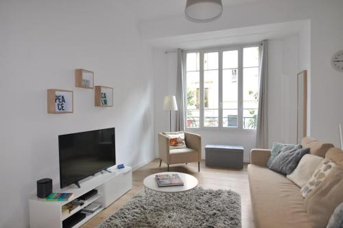 Appartement Stylish two-bedroom apartment