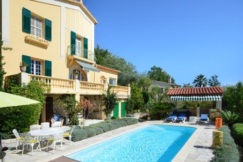 Hébergement Vence Villa Sleeps 6 Pool WiFi