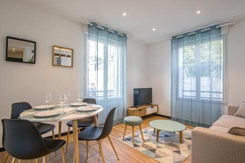Luckey Homes - Rue Basse : Appartement proche de Saint-Pair