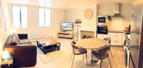 Apartment Rue de Vignier : Appartement proche de Chassagne-Saint-Denis