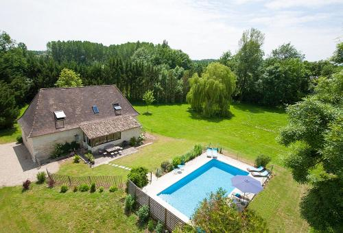 Catus Villa Sleeps 6 Pool WiFi : Hebergement proche de Saint-Colomb-de-Lauzun