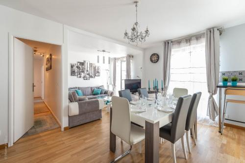 Milada Disneyland Paris : Appartement proche de Serris