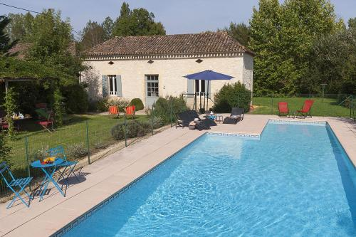 Catus Villa Sleeps 5 Pool WiFi : Hebergement proche de Lougratte