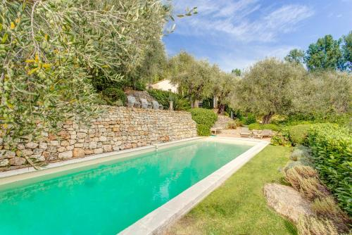 Opio Villa Sleeps 8 Pool WiFi : Hebergement proche d'Opio