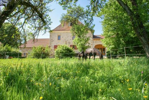 Beaucharmoy Chateau Sleeps 8 WiFi : Hebergement proche de Saint-Julien