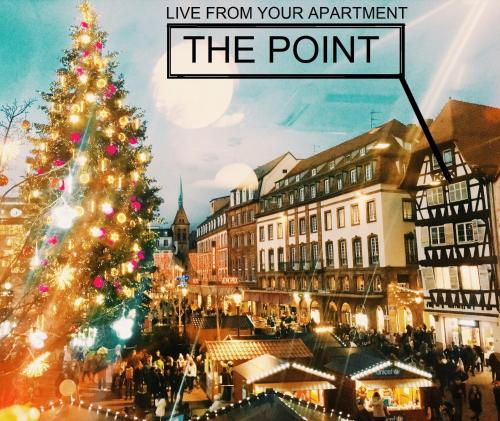 The POINT Strasbourg - Live from the Main Square : Appartement proche de Strasbourg