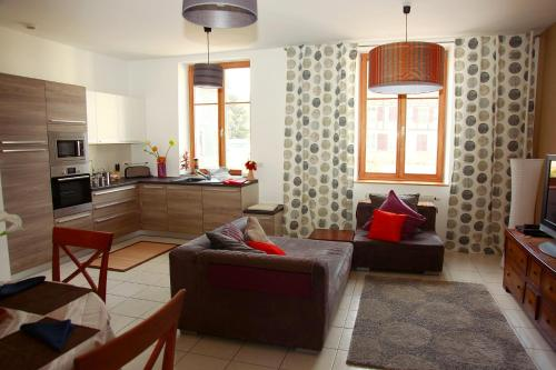 Appartement Charming 3 Bdr apartment Swiss Border