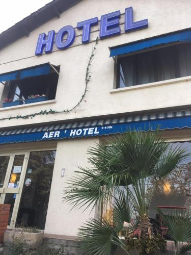 Hotel Aer : Hotel proche d'Issus