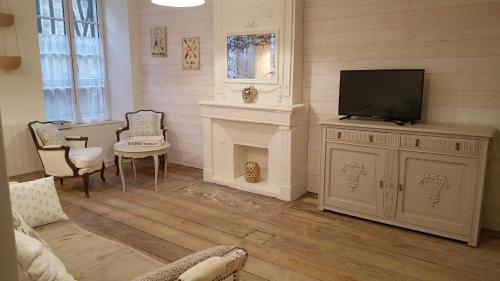 Le 32 Bis : Appartement proche de Saint-Vigor-le-Grand