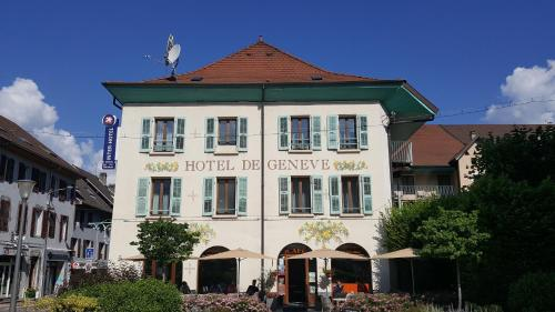 Hotel The Originals de Geneve Albertville Nord (ex Inter-Hotel)